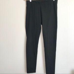 J CREW Women's Leggings Black Large